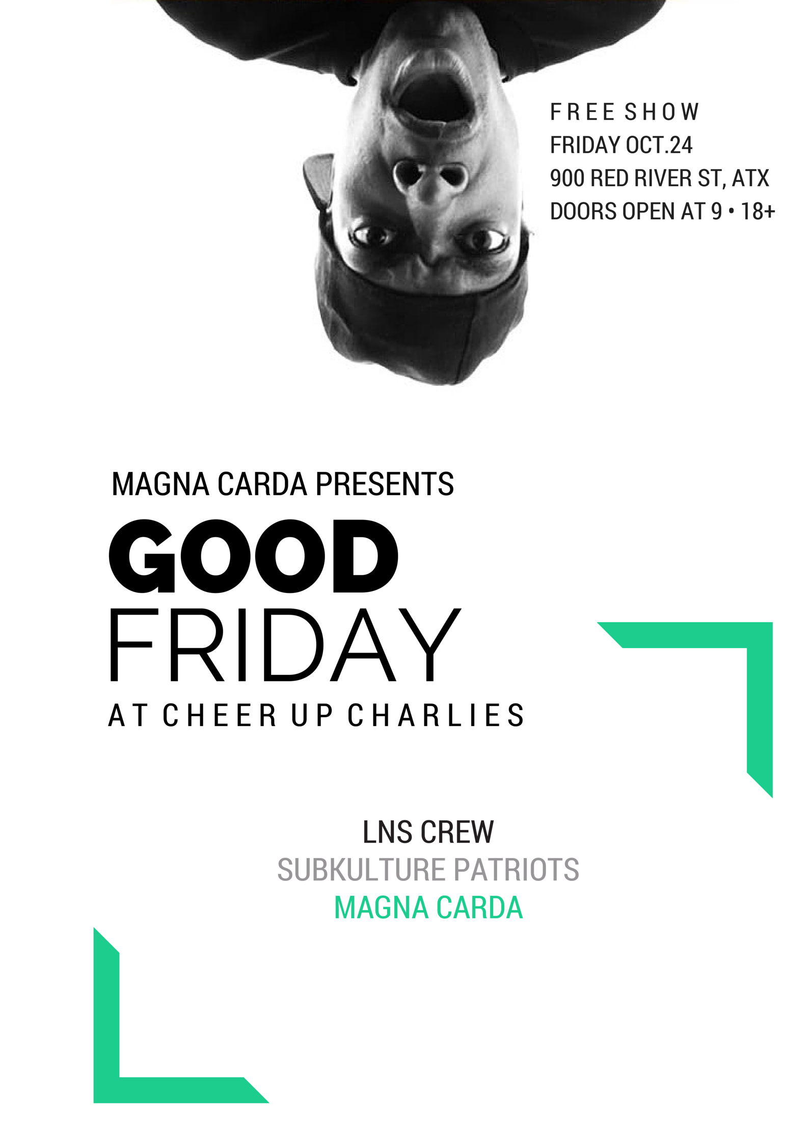 MC Presents Good Friday